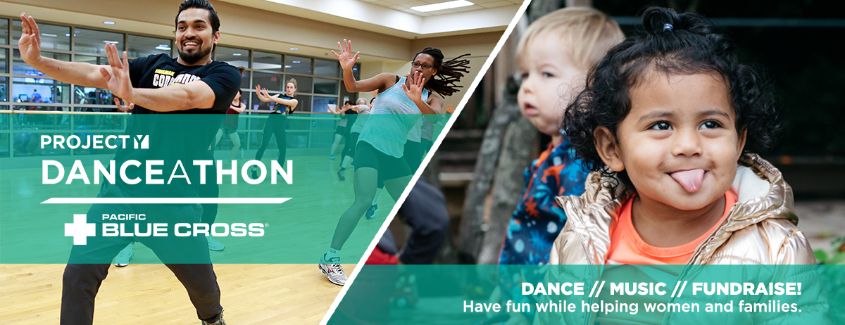 Y Dance-A-Thon presented by Pacific Blue Cross